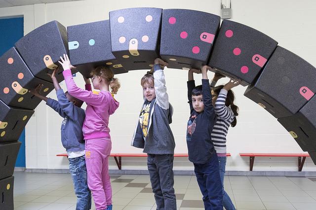Pametne kocke, interaktivna edukacija za najmlađe