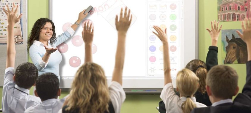 Interaktivna edukacija uz pametnu ploču