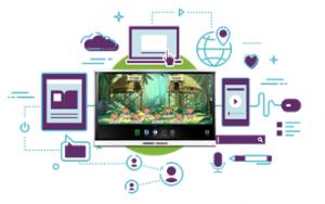 SMART 6000 interaktivni ekran nove tehnologije