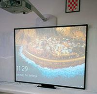 Najbolja pametna ploča i najbolji projektor